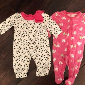 Gymboree bodysuits